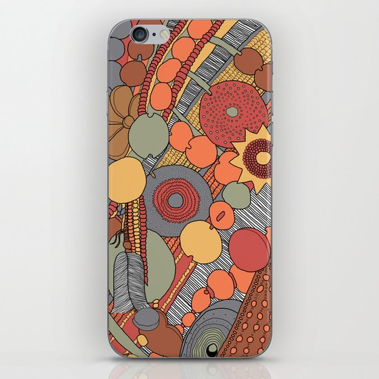 A TRIBE CALLED WOMEN - COLOR EDITION iPhone & iPod Skin