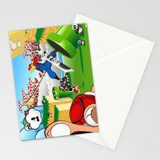 WHAT IF ..aka mushroom kingdom. Stationery Cards