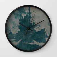 Convoy Wall Clock