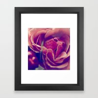 Her Highness Framed Art Print