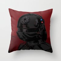 Gunner Throw Pillow