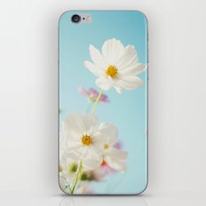 Garden of flowers. iPhone & iPod Skin