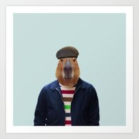 Polaroid N°12 Art Print