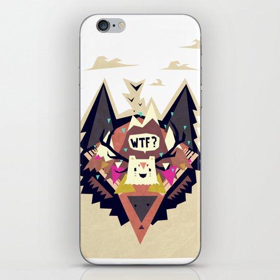 Triangle dream iPhone & iPod Skin