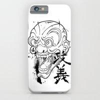 iPhone & iPod Case featuring MASAYOSHI by Sam Hetherington