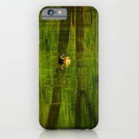 iPhone & iPod Case featuring Reflections by TaLins