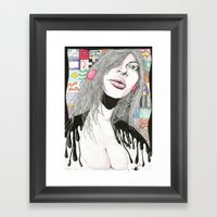 171011 Framed Art Print