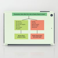 Santa Claus Is Coming To… iPad Case