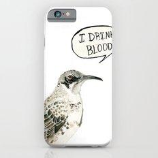I Drink Blood iPhone 6 Slim Case