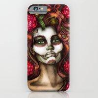 iPhone & iPod Case featuring Victoria Rose by Alex Kujawa