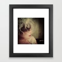 nadz Framed Art Print