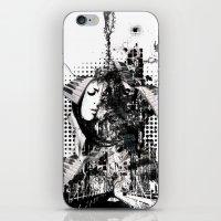 black&white iPhone & iPod Skin