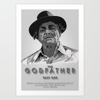 The Godfather - Part One Art Print