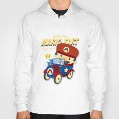 mario kart vintage Hoody