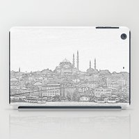 İstanbul iPad Case