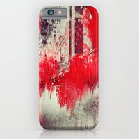 A Season Of Rough Waters iPhone 6 Slim Case