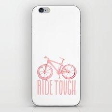 Ride Tough iPhone & iPod Skin