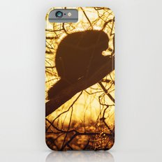 Silhouetted Quills Slim Case iPhone 6s