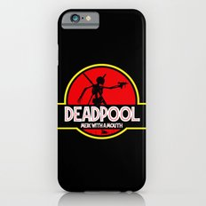 Deadpool : Merc with a Mouth iPhone 6 Slim Case