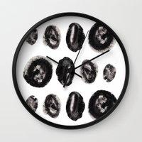Black Holes II Wall Clock