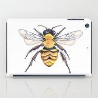 Watercolor Bee iPad Case