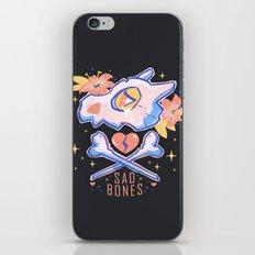 Sad Bones iPhone & iPod Skin