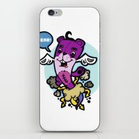 Bear Teddy iPhone & iPod Skin