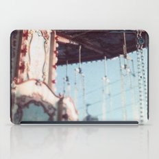 The State Fair Swing (An Instagram Series) iPad Case