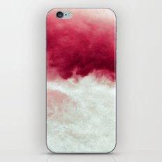 clouds II iPhone & iPod Skin
