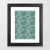 Winter Branches Framed Art Print