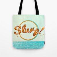 Summer Slurp! Tote Bag