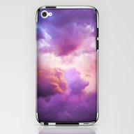 The Skies Are Painted (C… iPhone & iPod Skin