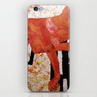 Susan iPhone & iPod Skin
