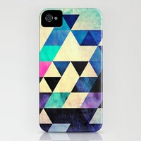 iPhone 4s & iPhone 4 Cases featuring cyld syt by Spires