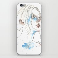Winter 2016, Watercolor iPhone & iPod Skin