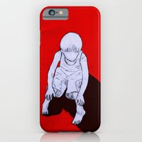 iPhone & iPod Case featuring Dexter by Mirco Rambaldi