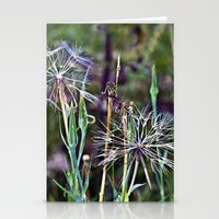 Summer Meadow with Wild Flowers Stationery Cards