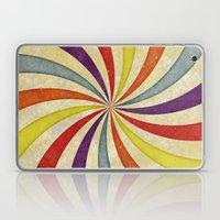 Colorful Twirl Laptop & iPad Skin