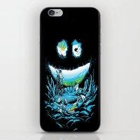 Cave-ities iPhone & iPod Skin