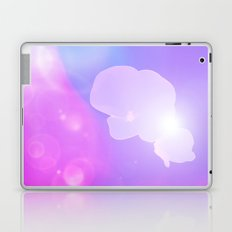 Ethereal Flower Laptop & iPad Skin