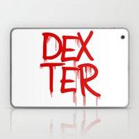 Word: Dexter Laptop & iPad Skin