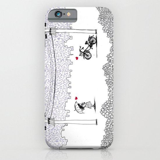 Little Love Story iPhone & iPod Case