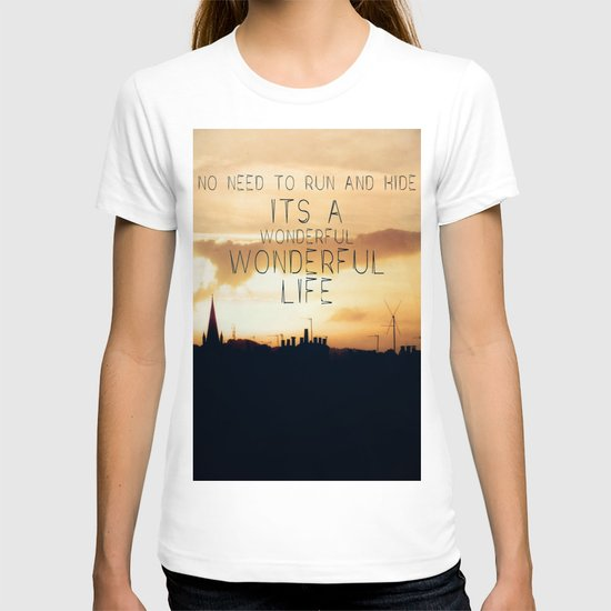 It's A Wonderful Life T-shirt