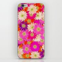 Flowers 02 iPhone & iPod Skin