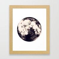 Splendor Framed Art Print