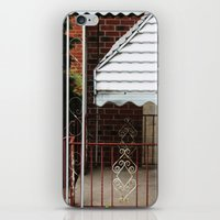 Vintage Porch  iPhone & iPod Skin