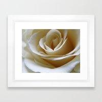 Yellow Roses #21 Framed Art Print