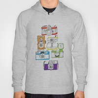 Colorful Cameras Hoody