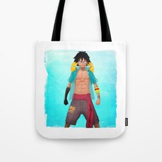 Luffy Tote Bag