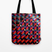 Unreleased Pattern #6 Tote Bag